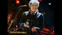 Bob Dylan Finally Accepts His 2016 Nobel Prize In Literature