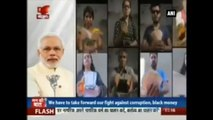 Go Digital And Become Soldiers Against Corruption, Black Money -  PM Modi
