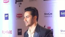 Actor Varun Dhawan Copies Virat Kohli's Haircut