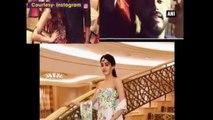 Sridevi, Daughter Jhanvi, Sonam, Arjun At Wedding In Abu Dhabi