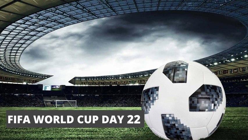 2018 FIFA World Cup: France vs Uruguay | Brazil vs Belgium Match Preview