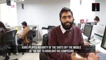 India vs Bangladesh -  Virat Kohli Continues To Set Records Ablaze