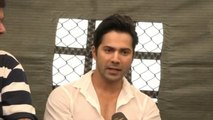 Varun Dhawan Reveals His Valentine's Day Plan