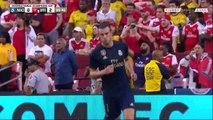 Gareth Bale Goal - Real Madrid 1 - 2 Arsenal (Full Replay)