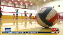 BC Volleyball summer camps