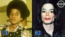 Michael Jackson Tribute - From 1 To 50 Years Old