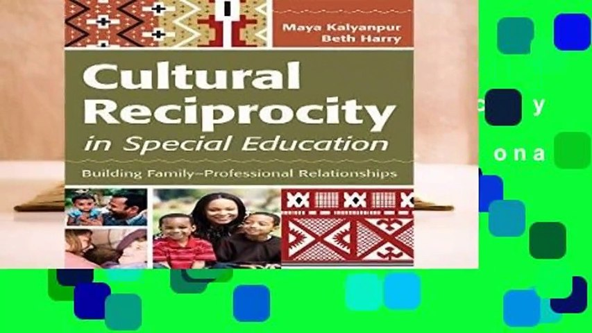 [FREE] Cultural Reciprocity in Special Education: Building Family-Professional Relationships