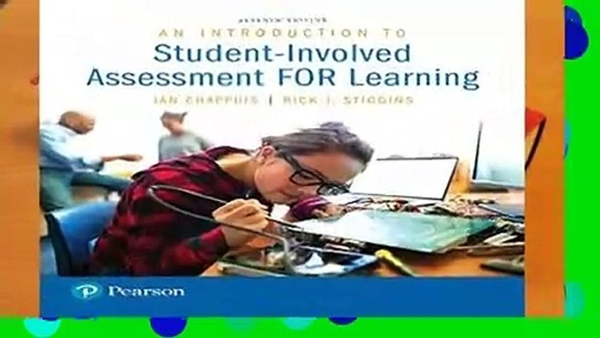 [Doc] An Introduction to Student-Involved Assessment FOR Learning
