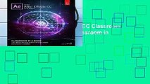 R.E.A.D Adobe After Effects CC Classroom in a Book (2018 release) (Classroom in a Book (Adobe))