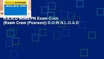 R.E.A.D Nclex-PN Exam Cram (Exam Cram (Pearson)) D.O.W.N.L.O.A.D
