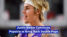 Thank Justin Bieber For The Return Of Double Pops