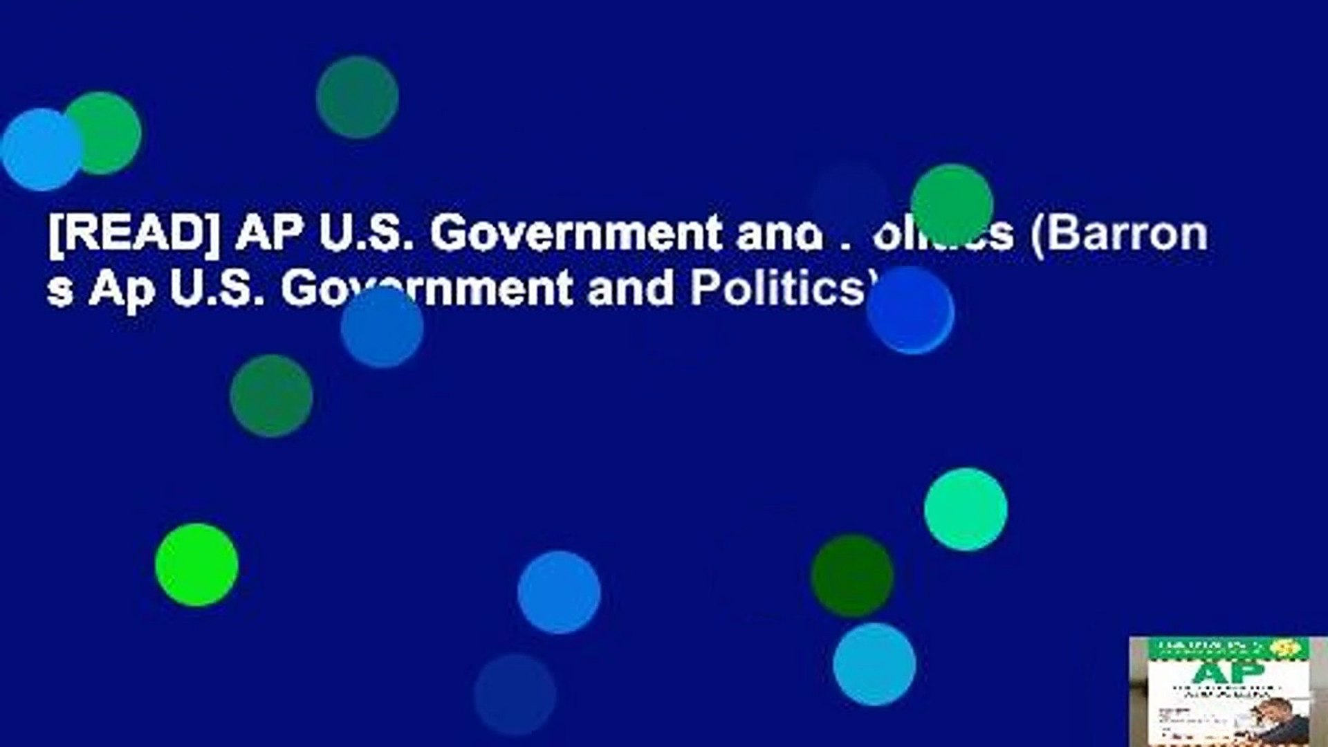 [READ] AP U.S. Government and Politics (Barron s Ap U.S. Government and Politics)