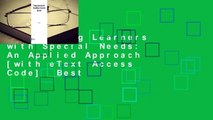 Assessing Learners with Special Needs: An Applied Approach [with eText Access Code]  Best