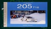 [FREE] Peugeot 205 T16 (Rally Giants)
