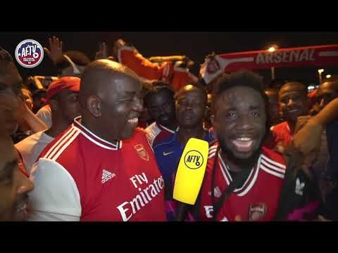 Arsenal 2-3 (Pens) Real Madrid | We Don't Care About The LA Rams We Just Love Arsenal!