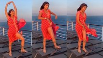 Shilpa Shetty shares her Marilyn Monroe moment; Watch Video | FilmiBeat