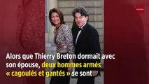 L'ancien ministre Thierry Breton cambriolé, battu et séquestré
