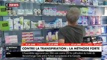 Spéciale Canicule : L'astuce imparable pour lutter contre la transpiration en cette période de fortes chaleurs sur la France