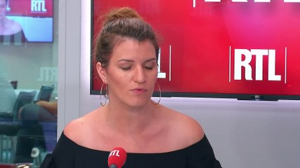 Marlène Schiappa - RTL mercredi 24 juillet 2019