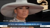 J-Lo Turns 50 on July 24