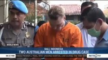 Two Australian Men Arrested in Drug Cases in Bali