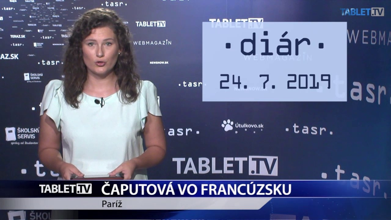 DIÁR: Prezidentka Z. Čaputová na návšteve Francúzska