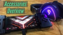 Asus ROG Phone II Accessories Overview
