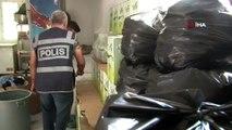 Her iki günde sahte içkiden bir kişinin öldüğü Adana'da polisten 116 adrese baskın