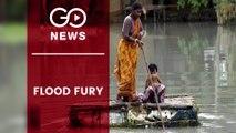 Deluge Hits Punjab