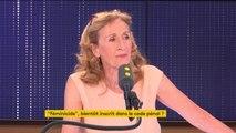 """Jugement des jihadistes étrangers en Irak : Nicole Belloubet préfère un """"tribunal mixte"""" avec les Irakiens plutôt qu'un tribunal international"""