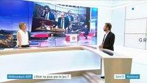 """Boris Vallaud sur la privatisation d'ADP : """"Un enjeu démocratique majeur"""""""