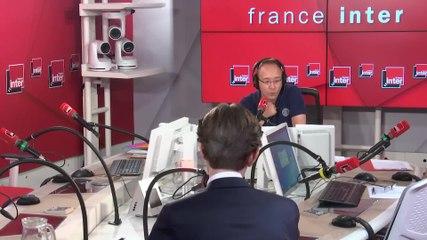 Guillaume Larrivé - France Inter mercredi 24 juillet 2019