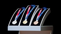 2020 Olympic medals unveiled in Tokyo during 'One Year to Go' ceremony