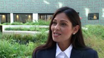 Priti Patel: Boris wants a 'diverse and dynamic team'