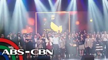 Mga programa ng ABS-CBN, pinarangalan sa 27th Golden Dove Awards | UKG