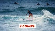 Le Vlog Johanne Defay #4 - Adrénaline - Surf