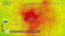 Spéciale Canicule: Alors que la circulation différenciée a été mise en place à Paris, est-elle vraiment efficace ? - VIDEO