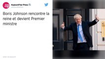 Boris Johnson rencontre la reine ce mercredi avant de devenir Premier ministre du Royaume-Uni