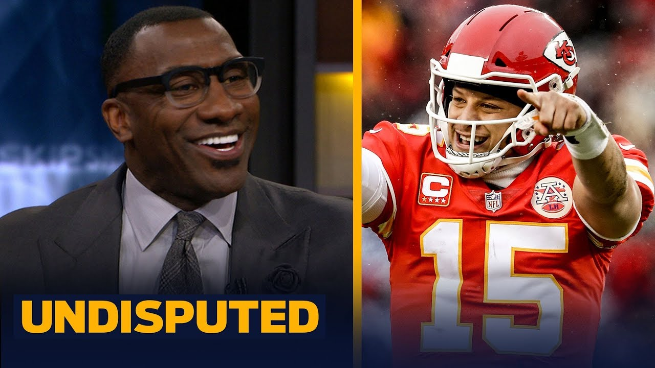Mahomes should be ranked as the best QB over Rodgers or Brady — Shannon Sharpe – NFL – UNDISPUTED