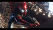 Avengers Infinity War - Superhero Return Spider Man