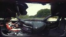 VÍDEO: Jaguar XE SV Project 8 bate su propio récord en  Nürburgring en 360°