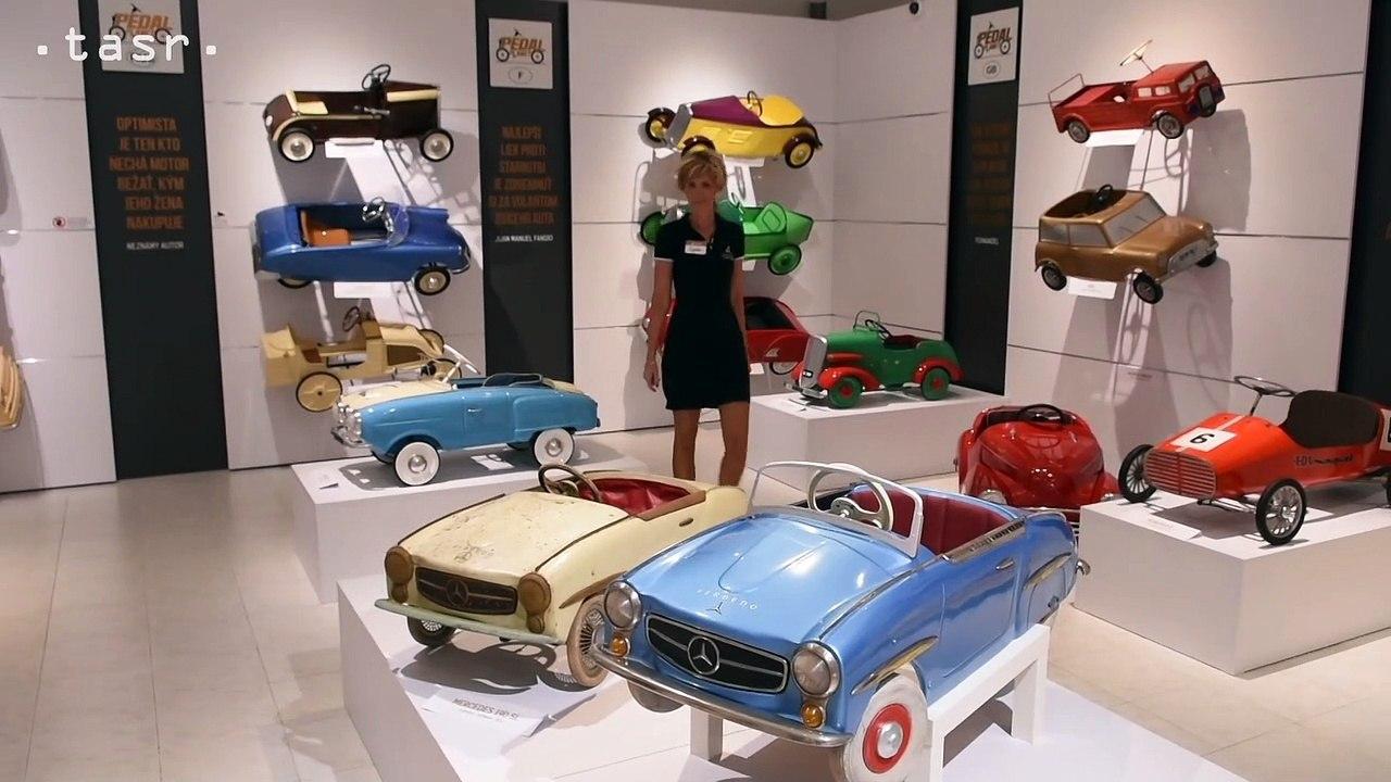 VYSOKÉ TATRY: V Novej Polianke je najväčšie múzeum šliapacích autíčok v Európe