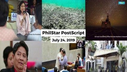 Postscript July 24, 2019