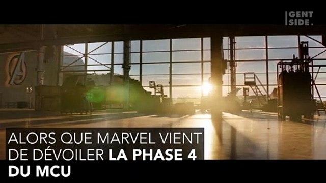 Marvel : voici pourquoi il n'y a pas d'Avengers dans la phase 4 du MCU
