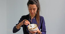 Une Française développe des champignons « mange-mégots »