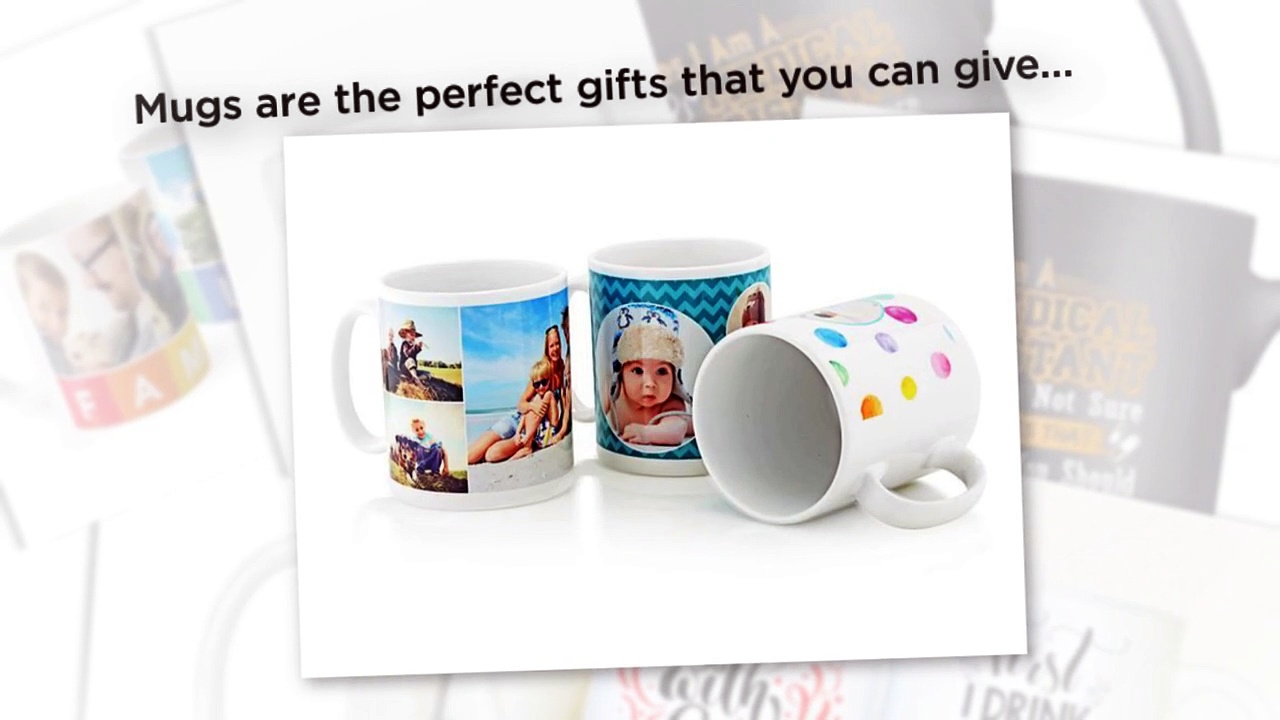 Design A Mug – Design Your Own Mug Online