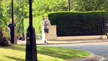 Hunt departs Carlton Gardens as Boris becomes PM later