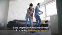 Reputable Cleaning Services Melbourne Offers The Best Assistance
