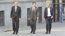 La Fiscalía pide imputar al BBVA por el espionaje de Villarejo