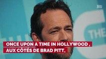 Quentin Tarantino se souvient avec émotion de Luke Perry sur l...